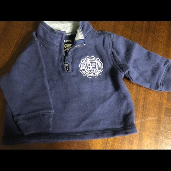 OshKosh B'gosh Other - 🍼 OshKosh half zip hoodie!
